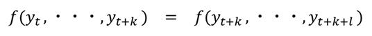 強定常性の条件